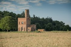 The Tower: Experience life in this 'mini castle' complete with a Rapunzel tower and rooftop terrace offering panoramic views across rolling fields and woodlands, stretching to the coast. Set on the impressive Blickling Estate It really is something special - you won't want to leave! ©Mike Henton