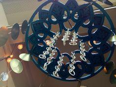 DIY Project • Patio Decor • Metallic Glam  #LifestyleDesign @Lifestyle Design