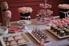 If there will be tables set up for the guests to sit at then you can be a little more adventurous with the baby shower food ideas.