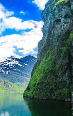 Geiranger - Geirangerfjorden - Norway