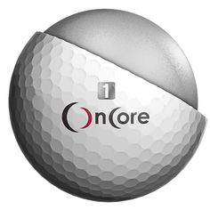 OnCore Avant golf ball added to the company's stable of golf balls. BuffaloGolfer took the Avant out for a quick test drive with irons. Golf Course Reviews, Golfer, Golf Ball, Golf Courses, Golf Course Ratings, Wiffle Ball