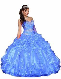 e4b3789083 40 Delightful Quinceanera Dresses images