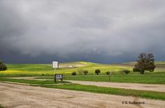 Capturing the Paso Robles Area with My Camera: Photo Walk Under Ominous Clouds Yields Scenic Surprises