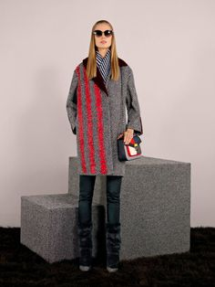 Fendi's Pre Fall 2014-15 Collection - Look 16