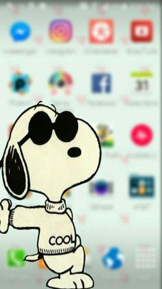 Fondo de pantalla Snoopy.