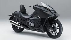 Honda NM4 Vultus 2014...black ghost.