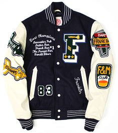 Nice Varsity Jacket