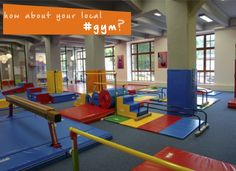 Stay active this #winter with #family activities at your local #gym! #kidsactivities #familyfun #parenting #yuggler