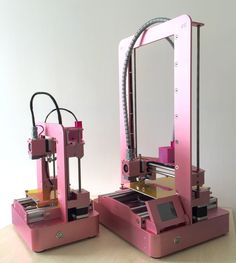 RL200XL and RL100 in Pink