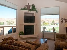 Rim Village M1 - 3 bdrm 2 bath, across from pool, hot tub, amazing views!Vacation Rental in Moab from @homeaway! #vacation #rental #travel #homeaway