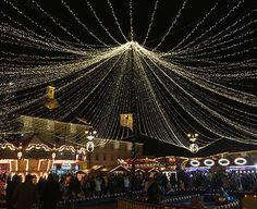 Târgul de Crăciun din Sibiu: cum ne-am bucurat de iarnă în cel mai frumos oraș din România Basketball Court, Fair Grounds, Travel, Viajes, Destinations, Traveling, Trips
