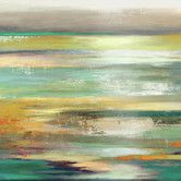 """Found it at Wayfair - """"Evening Tide II"""" by Tom Reeves Painting Print on Wrapped Canvas"""