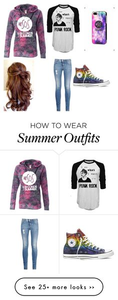 """5 seconds of summer outfit"" by reaganlucas2003 on Polyvore"