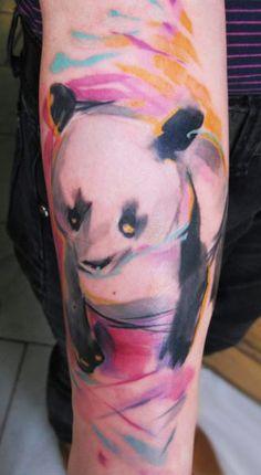 Tattoo Artist - Ondrash Tattoo - Animal tattoo