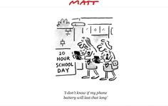Matt cartoon February 4
