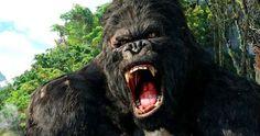 'Kong: A Ilha da Caveira' ganha dois cartazes misteriosos