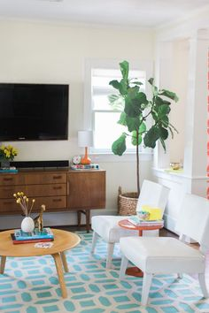Heather Sherrod's Houston Home Tour #theeverygirl