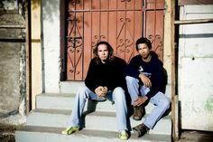 Con Ismael García, en Tijuana.