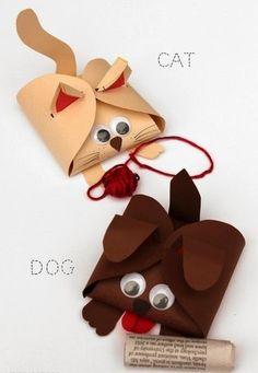 cajitas de regalo para niños