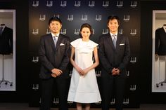 #河北麻友子 #武田修宏 #中山雅史 #dunhill #event #samuraiblue #football #party