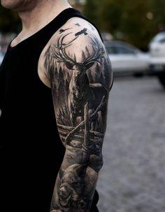 Extreem Gave Sleeve Tattoo's Die Je ECHT Moet Zien! Opzoek Naar 65.000 Tattoo Voorbeelden? Klik Dan Hieronder!
