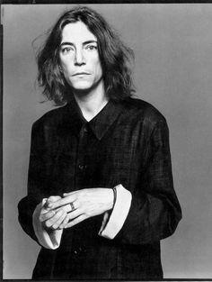 Richard Avedon, Patti Smith, 1998 (via Le blog de SoVeNa» Richard Avedon: Portraits de Musiciens)
