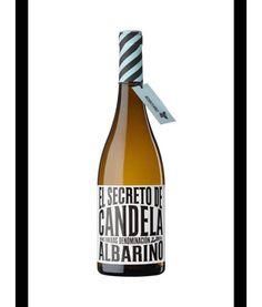 El secreto de Candela #albariño #wine #packaging #galicia