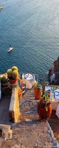 Luxury In Santorini , Greece | LadyLuxuryDesigns