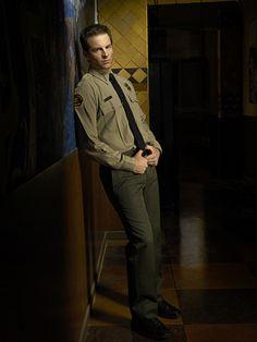 Veronica Mars - Sheriff Lamb (Michael Muhney)