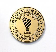 PWWU gewinnt Innovationspreis Handwerk 2018 in Gold