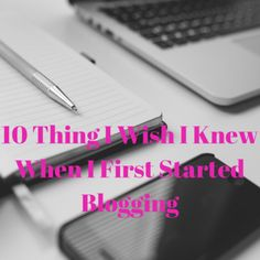 I've been blogging for about four years now and it never fails to amaze me how many things I don't know. Despite this it also never fails to amaze me how much I have learnt so far. Here are 10 lessons I wish I knew when I first started blogging:   The importance of social … Life Hacks For School, Get Free Stuff, I Wish I Knew, Historical Romance, Editing Pictures, I Don T Know, Playground, Fails, How To Start A Blog
