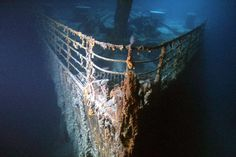 Hull of ship front