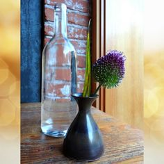 Glass Vase, Bottle, Home Decor, Decoration Home, Room Decor, Flask, Home Interior Design, Jars, Home Decoration