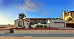 Spanish Style Hermosa Beach, CA - 2302 The Strand - $14,850,000 Home for sale, House images, Property price, photos