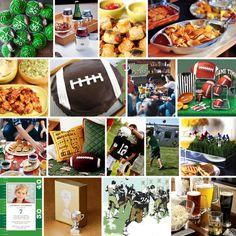 Austyn - Footbal Silverware Caddie's Football Birthday! on Pinterest
