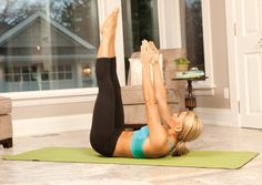 Burn 300 Calories with this 12 min. Yoga Routine