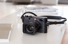 "Leica today announced its new M10 digital rangefinder, the latest camera in the renowned M-System lineup. It's a camera that ""embodies the essence of photo"