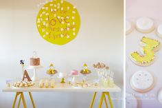 """""""For the love of marshmallows and sprinkles"""" Themed birthday by Lettuce & Co"""