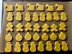 Szybkie maślane ciasteczka - Blog z apetytem Christmas Cooking, Sweet Recipes, Cookie Cutters, Food To Make, Food And Drink, Cookies, Baking, Cake, Blog