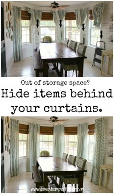 clever storage idea
