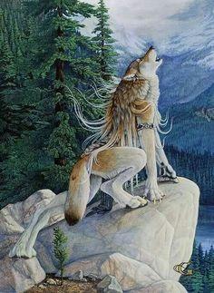 Norse Mythology... She werewolf