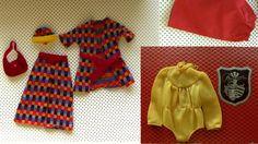 9424 Gaucho Outfit für Barbie von Mattel in Spielzeug, Puppen & Zubehör, Mode-, Spielpuppen & Zubehör | eBay!