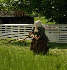 Cutting Hay, New Market, Virginia