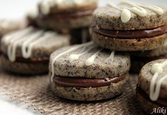 Oatmeal and date cookies - HQ Recipes Baking Recipes, Cookie Recipes, Croation Recipes, Oreo, Torte Recipe, Kolaci I Torte, Biscuits, Special Recipes, Sweet Cakes