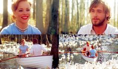 the notebook swan scene <3 best part of the entire movie