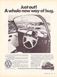 1971 Volkswagen 1300cc Beetle & 1600cc Superbug Aussie Ori… | Flickr