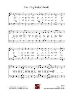 church hymns for father's day