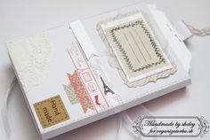 Handmade folder for photos and notes  http://kristinacepcekova.blogspot.sk/2014/04/rozkosne-leporelo-cute-folder.html