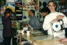Soul Man Records (last of the great record shops)   The Soul Safari
