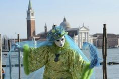 Polichinela, figura veneciana de carnaval